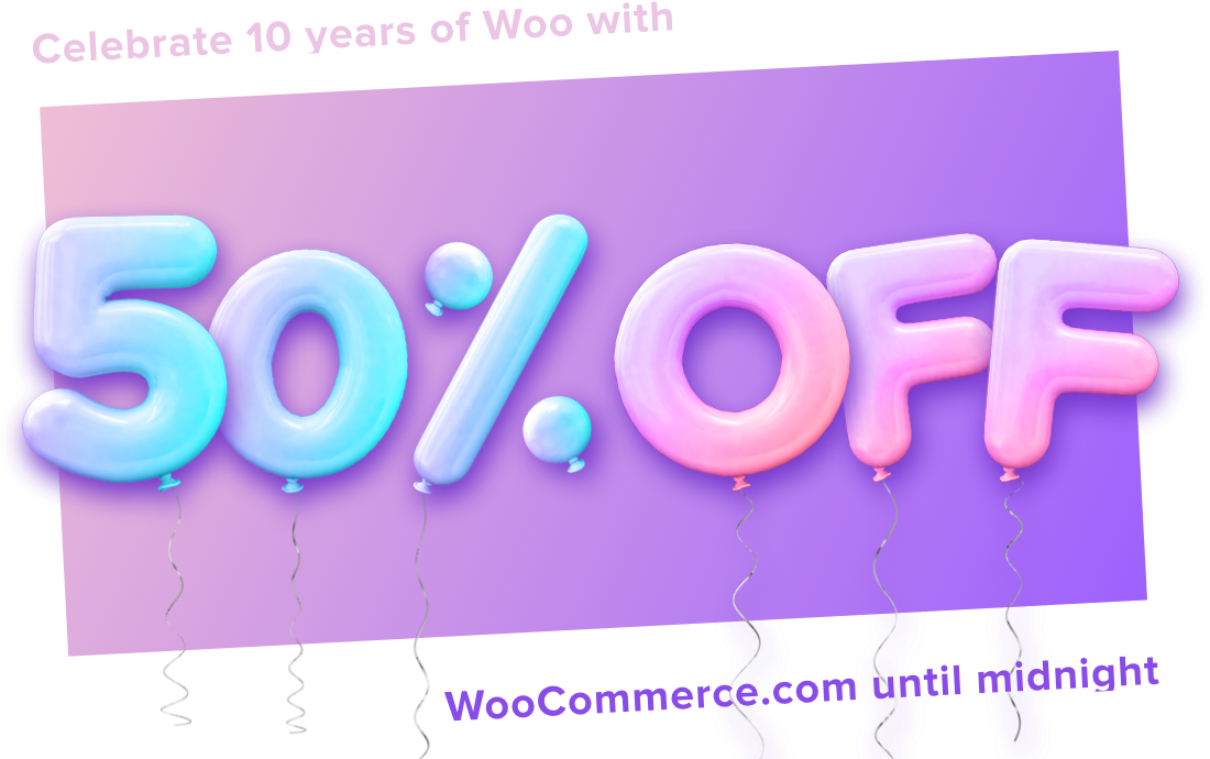 10 ani woocommerce